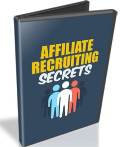 affiliate recruiting secrets audios