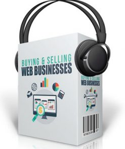 buying and selling web businesses audios