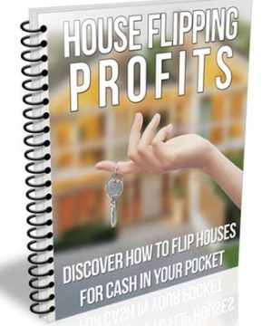 house flipping plr report