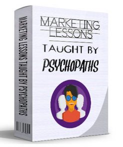 marketing lessons taught by psychopaths ebook