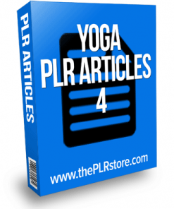 yoga plr articles 4