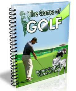 game of golf plr list building
