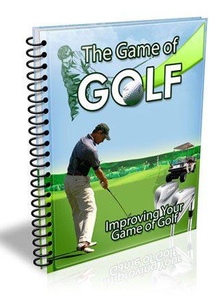 game of golf plr list building