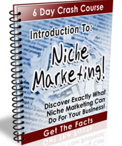 intro to niche marketing plr autoresponder messages