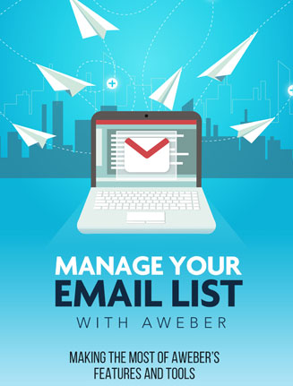manage your aweber email list videos