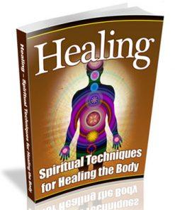 Spiritual Healing PLR Ebook
