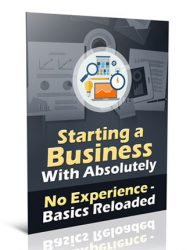 start a business with no experience plr report