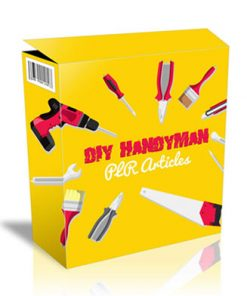 diy handyman plr articles power tools plr articles