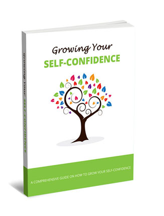 growing your self confidence plr report