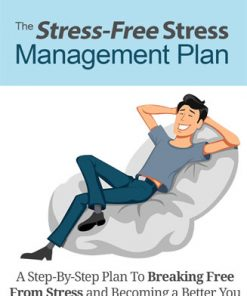 stress management plan ebook and videos