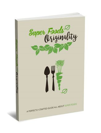 Superfoods PLR Report