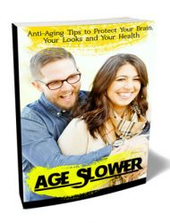 age slower ebook and videos mrr age slower ebook and videos Age Slower Ebook and Videos with Master Resale Rights age slower ebook and videos mrr 190x250