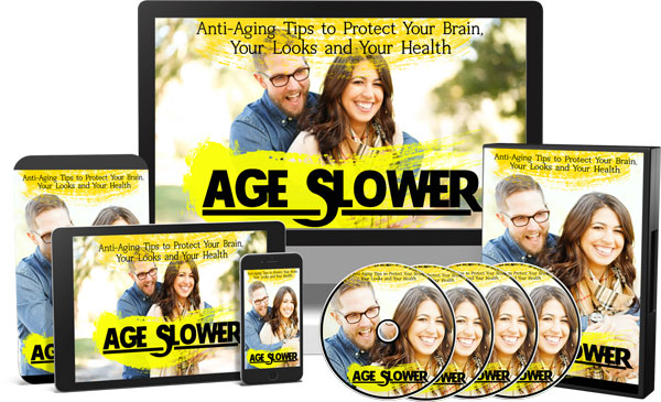 age slower ebook and videos mrr