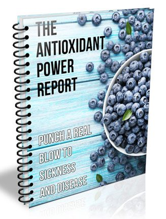 antioxidant power plr report