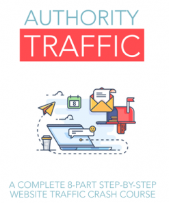 authority website traffic ebook and videos