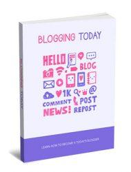blogging today plr report