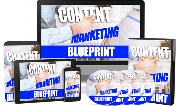 content marketing blueprint ebook and videos