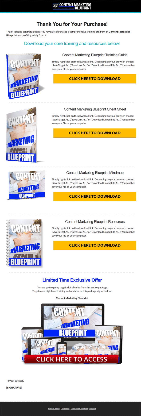 Content marketing blueprint ebook and videos mrr content marketing blueprint ebook and videos malvernweather Choice Image
