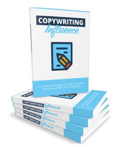 copywriting influence ebook mrr package