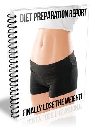 diet preparation plr report