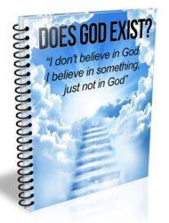does god exist plr report