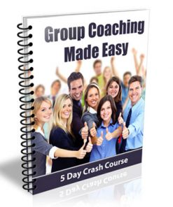 group coaching plr autoresponder messages
