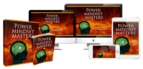 power mindset mastery ebook and videos