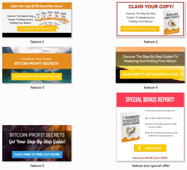 bitcoin profit secrets ebook and videos