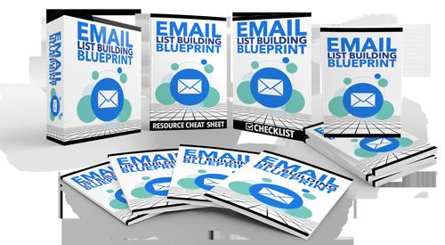 email list building blueprint lead generation