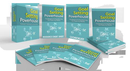 goal setting lead generation mrr