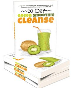 green smoothie cleanse ebook and videos mrr