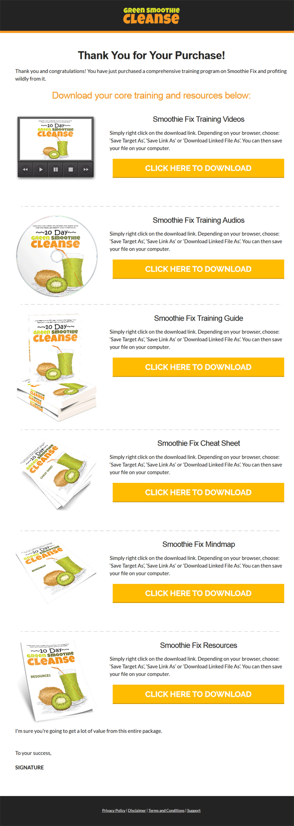 Green smoothie cleanse ebook and videos mrr green fandeluxe Gallery