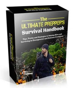 Doomsday Preppers Survival Handbook MRR