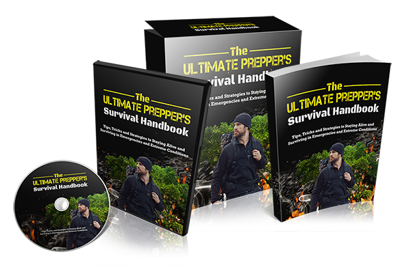 Doomsday Preppers Survival Handbook MRR