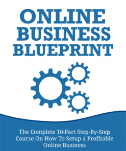 online business blueprint ebook and videos mrr