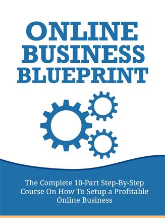 online business blueprint ebook and videos mrr