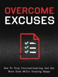 overcome excuses ebook and videos mrr