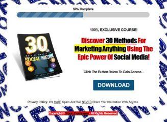social media marketing lead generation mrr
