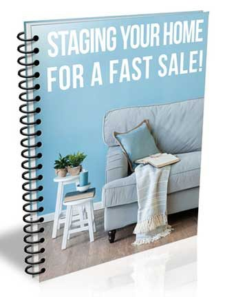 Staging Your Home To Sell PLR Report