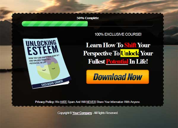 Unlocking Esteem Lead Generation Package MRR