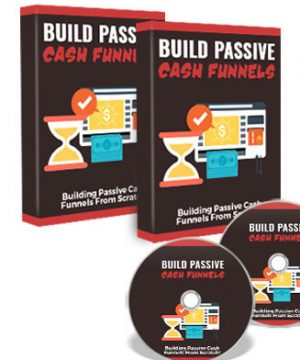 Build Passive Cash Funnels PLR Videos