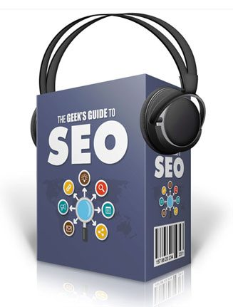 Geeks Guide To SEO Audios MRR