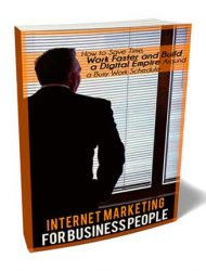 Internet Marketing For Business Ebook and Videos MRR