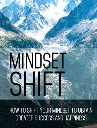 Mindset Shift Ebook MRR