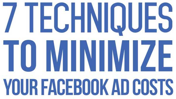 Minimize Your Facebook Ad Costs Ebook MRR