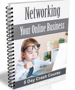 Network Your Online Business PLR Autoresponder Messages
