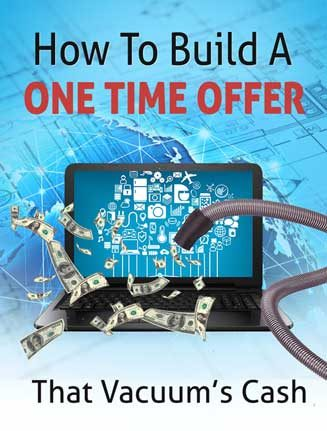 One Time Offer Blueprint Lead Generation MRR