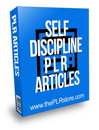 Self Discipline PLR Articles self discipline plr articles Self Discipline PLR Articles self discipline plr articles
