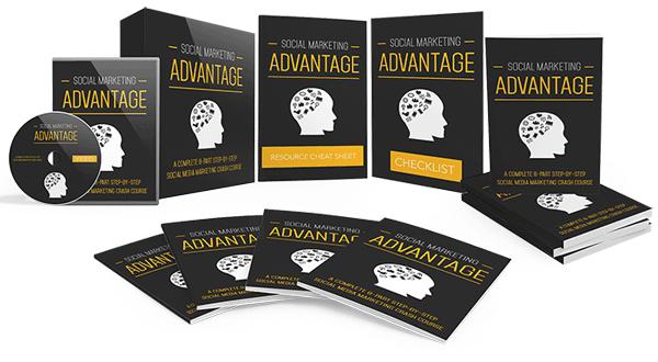 Social Marketing Advantage Ebook and Videos MRR