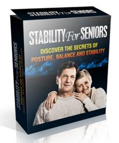 Stability For Seniors Ebook Package MRR